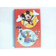 Disney notebook, C-47-11700