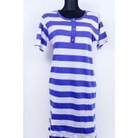 Dámska nočná košeľa - pásikavá