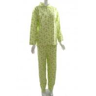 Dámske pyžamo - Kvety