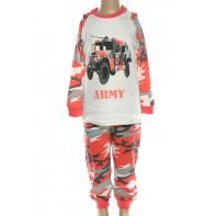 Detské pyžamo - army, C-9-377