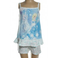 Detské pyžamo FROZEN - ELSA na ramienka