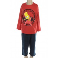Pyžamo Bart Simpson - DEVIL