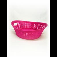 Plastový košík ratan