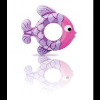 Plávacie koleso Intex Ryba 77cm