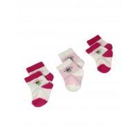 Balík - kvetinkové ponožky