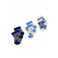 Balík - námornické ponožky 3ks