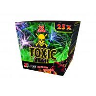 Pyrotechnika Toxic