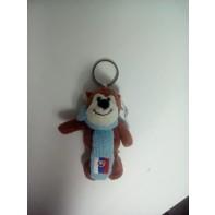 Slovakia opica - klúčenka 14cm