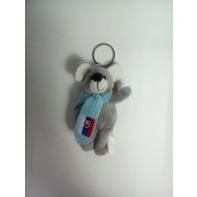 Slovakia myška - klúčenka 14cm