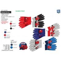 Set chlapčenských rukavíc SPIDERMAN, 6-PH4247