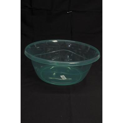 Miska priehľadná farebná– 7l, C-1-1000, Canka Plastic