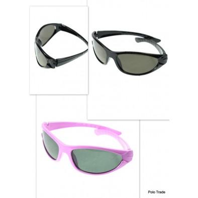 Detské slnečné  okuliare jednofarebné, PoloTrade