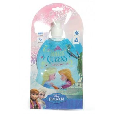 Fľaša s držiakom Frozen