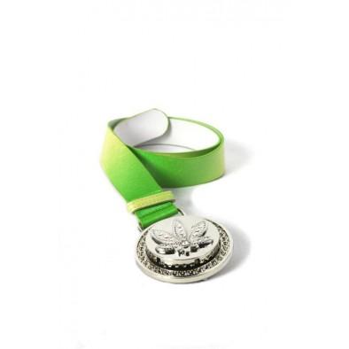 Opasok svietiaci - marihuana LED svietaci Party Gadget