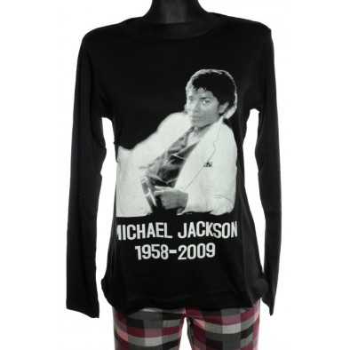 Dámske tričko - Michael Jackson