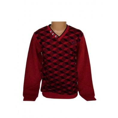 Elegantný sveter s 3D efektom