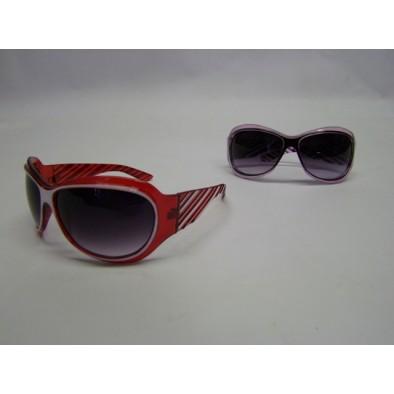 Dámske slnečné okuliare pásy, PoloTrade