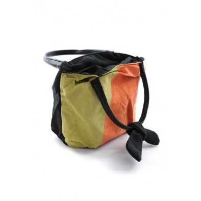 Detská malá kabelka dvojfarebná