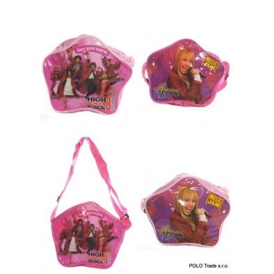 Taška detská - High School Musical, 25x20cm Hannah Montana motívom