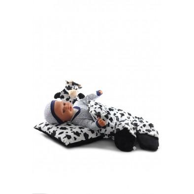 Detský 4-dielný set kravička, PoloTrade
