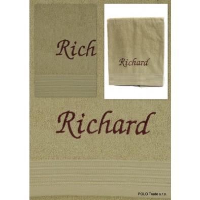 Uterák RICHARD, 90x50cm, rôzne farby, PoloTrade