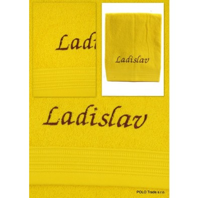 Uterák LADISLAV, 90x50cm, rôzne farby, PoloTrade