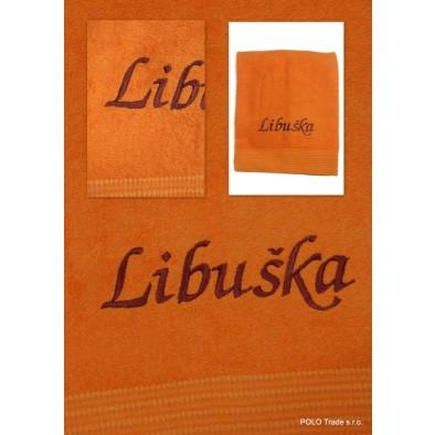 Uterák LIBUŠKA, 90x50cm, rôzne farby, PoloTrade