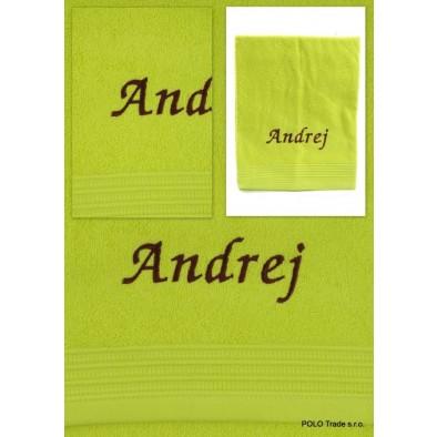 Uterák ANDREJ, 90x50cm, rôzne farby, PoloTrade