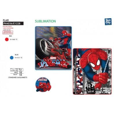 Deka Spiderman PH4036/E1228 120x140cm, Sun City