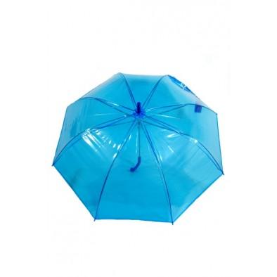 Dáždnik priehľadný - klasický 80cm