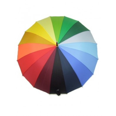 Dáždnik - dúhový 85cm