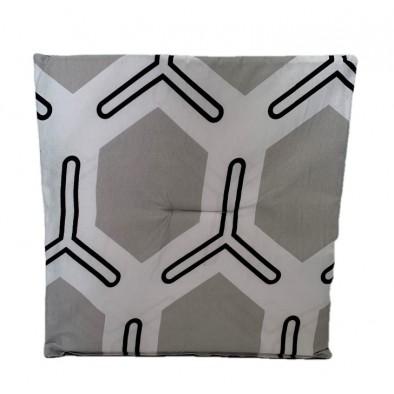 Jednostranný sedák geometricke tvary, PoloTrade