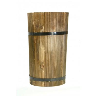 Váza drevená 29cm