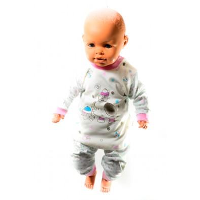 Detský komplet - sloník, 4-390