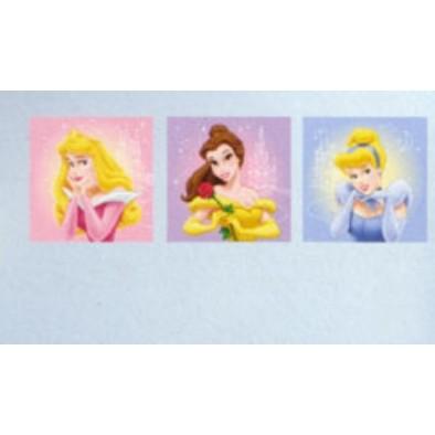 Samolepiace nálepky na stenu Princess