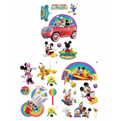 Mickey samolepky