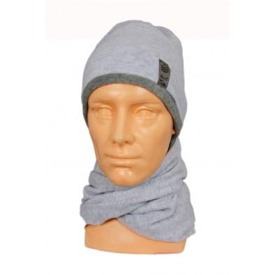 Set zimná čiapka a nákrčník