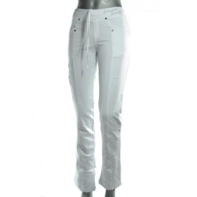 Dámske SIMART nohavice 094- biele S - 2 XL