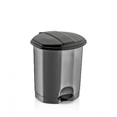Odpadkový kôš šlapací 5L, Dunya