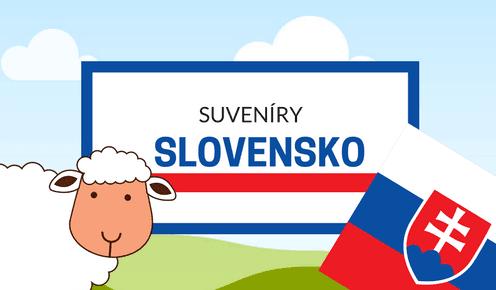 Suveníry Slovensko